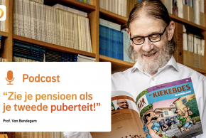 Jean Paul Van Bendegem podcast