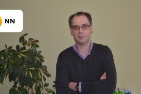 Pensioen expert Michel Wuyts